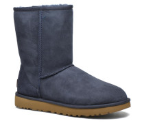 W Classic Short II Stiefeletten & Boots in blau