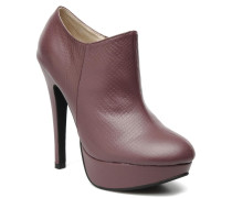 Elisotas Stiefeletten & Boots in lila