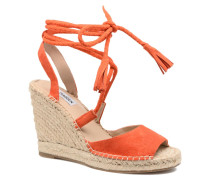 Slatee Espadrilles in orange