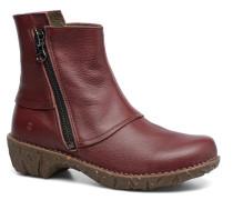 Yggdrasil NE28 Stiefeletten & Boots in weinrot