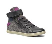 Veleda PRINT Sneaker in grau