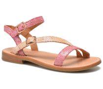 Mnvaloma Sandalen in rosa