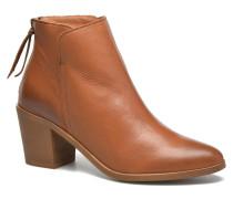 Dolly Stiefeletten & Boots in braun