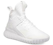 Tubular X Pk J Sneaker in weiß