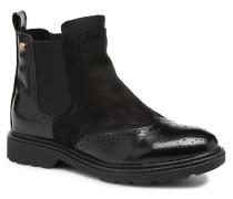 047351 Stiefeletten & Boots in schwarz