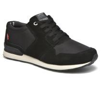 Ny Runner Tab Sneaker in schwarz