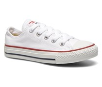 Chuck Taylor All Star Core Ox Sneaker in weiß