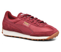 Wns Easy Rider Sneaker in weinrot