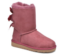Bailey bow Stiefeletten & Boots in rosa