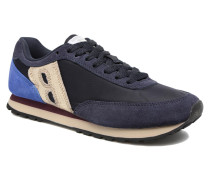 Runnings Sneaker in blau