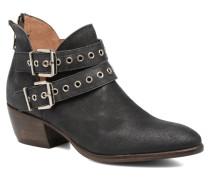 Oclay Stiefeletten & Boots in schwarz
