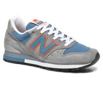 M996 D Q4 Sneaker in blau