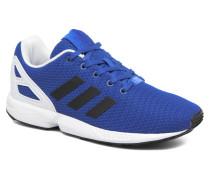 Zx Flux C Sneaker in blau