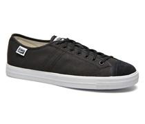Badminton 68 Sneaker in schwarz