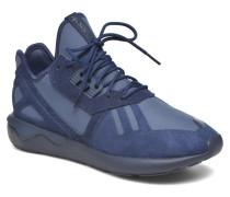Tubular Runner Sneaker in blau