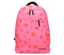 KIDS U BTS GRAPH PB Rucksäcke für Taschen in rosa