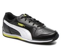 Fieldsprint L JR Sneaker in schwarz