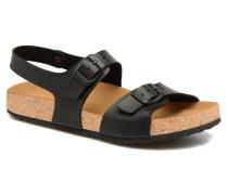 Waraji NE57 Sandalen in schwarz