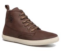 Bota Working Piel Sneaker in braun