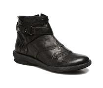 Sabras Stiefeletten & Boots in schwarz