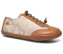 Twins map Sneaker in beige