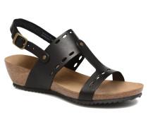 Tokali Sandalen in schwarz