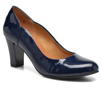 Britt Bis Pumps in blau