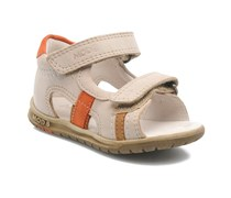 IDRIS Sandalen in beige