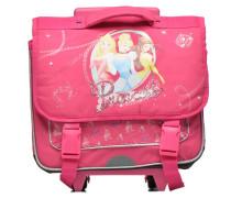 Cartable 38cm Trolley Princesses Schulzubehör für Taschen in rosa
