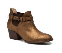 Secret Chester Stiefeletten & Boots in goldinbronze