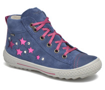 Tensy Winter Sneaker in lila