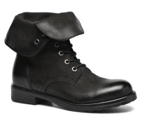 Minoa River Stiefeletten & Boots in schwarz