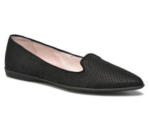 Asuar Slipper in schwarz