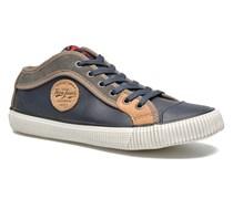 Industry Stone Sneaker in blau