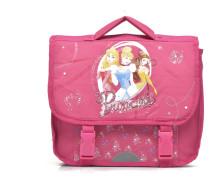 Cartable 35 cm Princesses Schulzubehör für Taschen in rosa