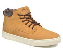 Roswell N Mid Sneaker in gelb