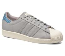 Superstar 80S Sneaker in grau