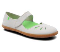 Viajero N249 Ballerinas in weiß