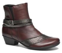 Julie D7397 Stiefeletten & Boots in weinrot