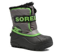 Snow Commander Stiefeletten & Boots in grau