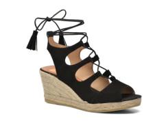 Moda Sandalen in schwarz