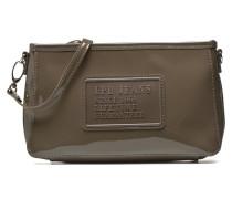 Pochette Verni Mini Bags für Taschen in braun