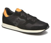 DXN Trainer Sneaker in schwarz