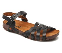 I Breathe 976 Sandalen in schwarz