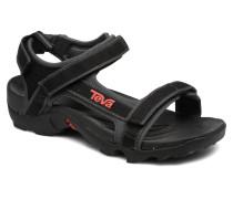 Tanza Kids Sandalen in schwarz