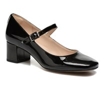Chinaberry Pop Pumps in schwarz