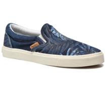 Harry Denim Sneaker in blau