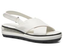 Maolky Sandalen in weiß