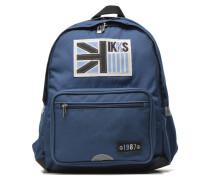 Sac à dos L UK Schulzubehör für Taschen in blau