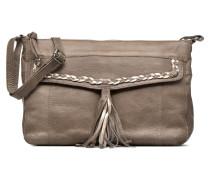 POFO Leather Crossbody bag Handtaschen für Taschen in beige